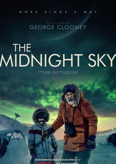The Midnight Sky (13 screens)
